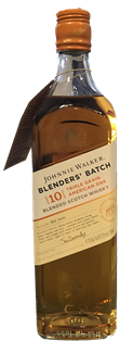 Johnnie Walker Blenders Batch Triple Grain American Oak 10...